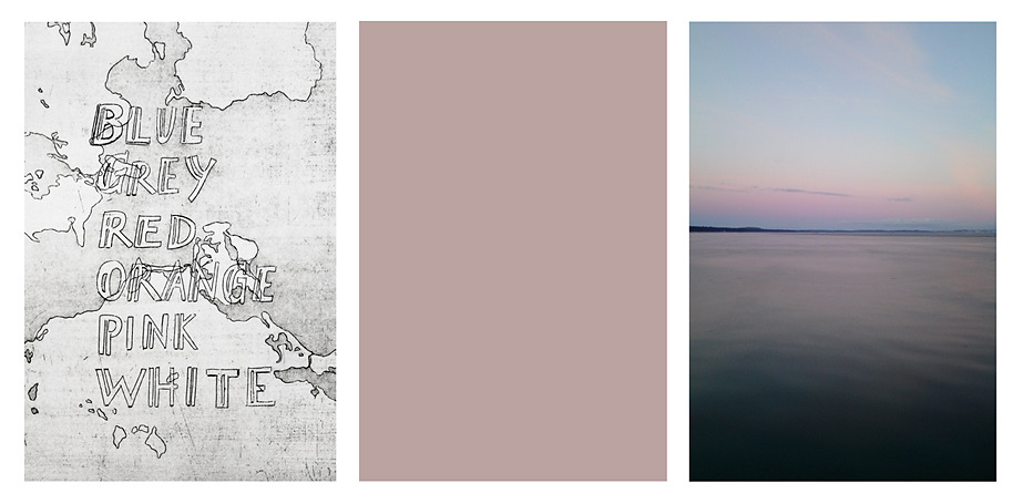 Baltic Sea #23 with Colour Plate I and Etching Blue/ Grey..., 2013