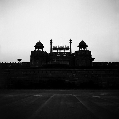 Red Fort (BW #11)